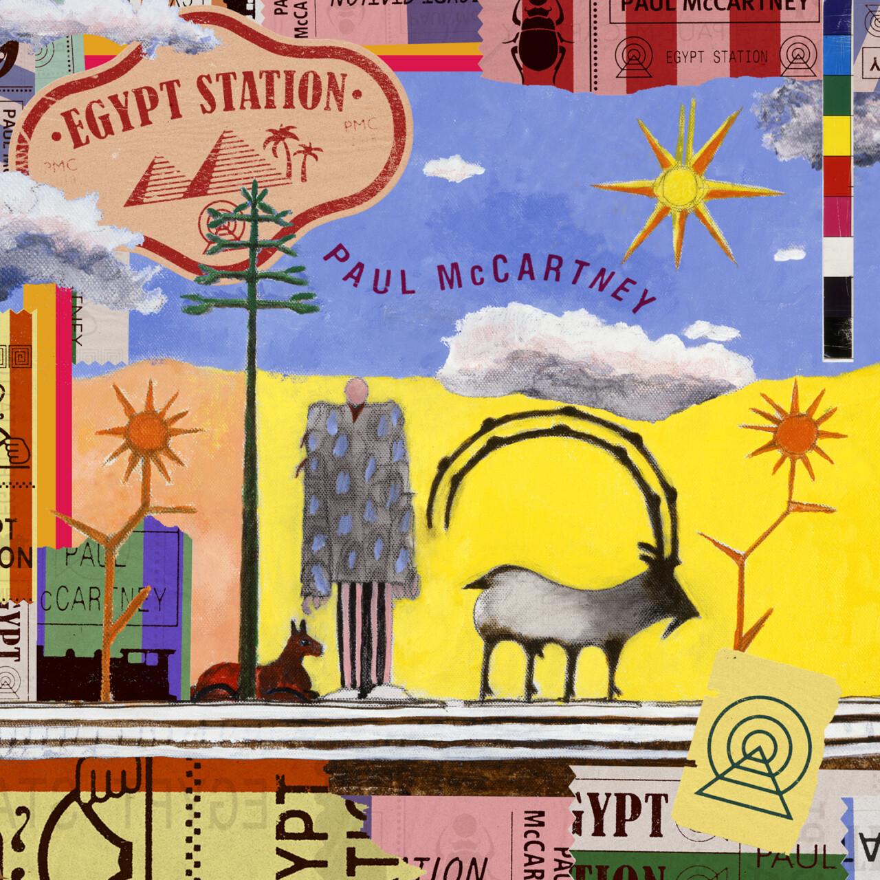 Ferry Gouw Paul McCartney Egypt Station